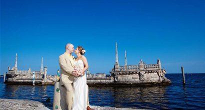 Vizcaya Daytime Wedding