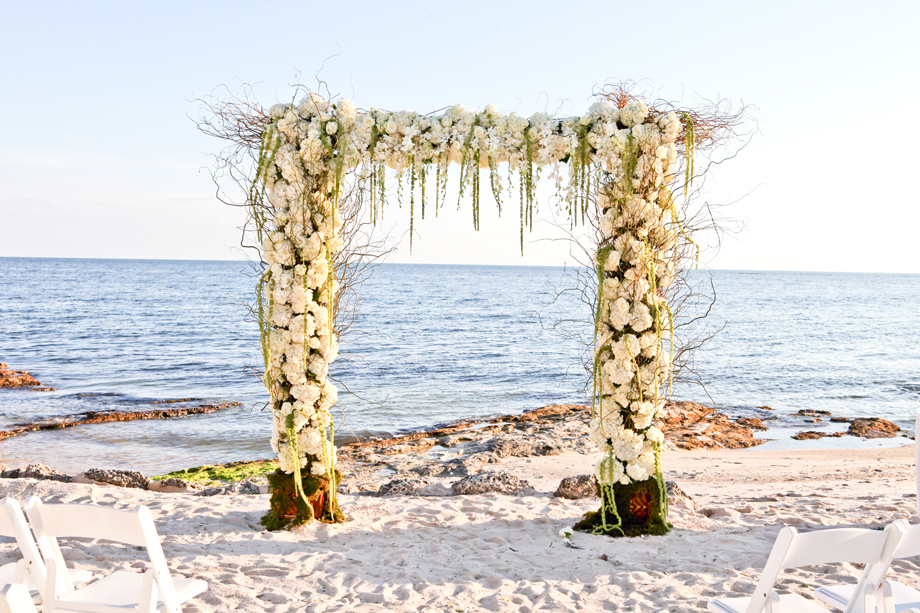 Small Key West Wedding Casa Marina Key West Wedding Planner