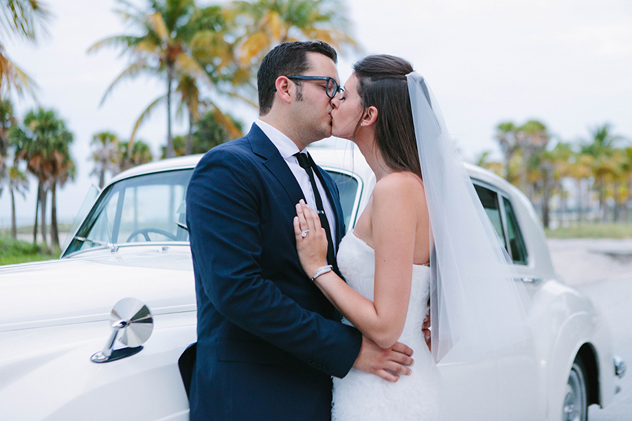 Crandon Park Elopement Small Miami Weddings