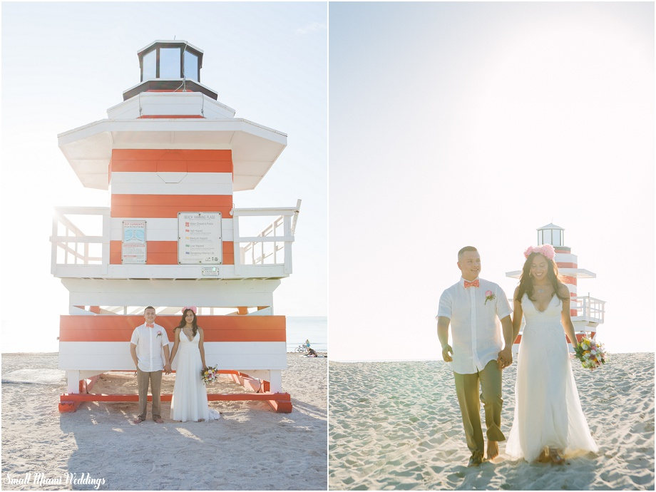 Newport beach miami wedding
